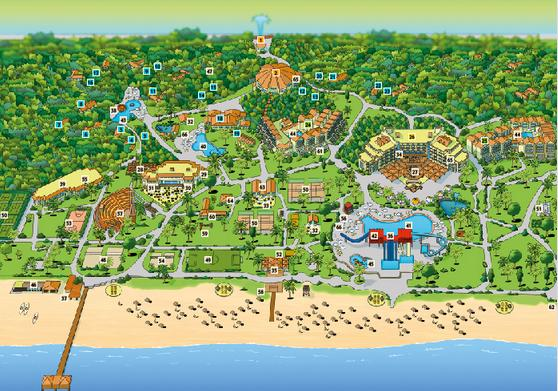 Club Magic Life Waterworld Imperial Plan