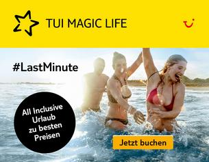 Tui Club Magic Life Lastminute